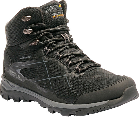 Regatta Mens Kota Mid Waterproof Walking Boots