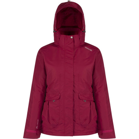 Regatta Womens/Ladies Seyma Waterproof Breathable Insulated Jacket