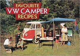 Favourite VW Campervan Recipes Book