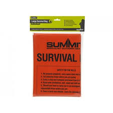 Large Emergency Survival Bag