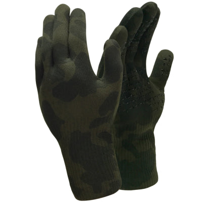 DexShell Camouflage Waterproof Gloves