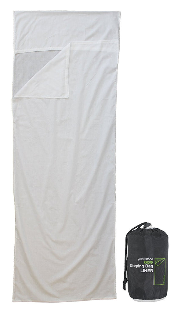 Yellowstone Envelope Sleeping Bag Liner