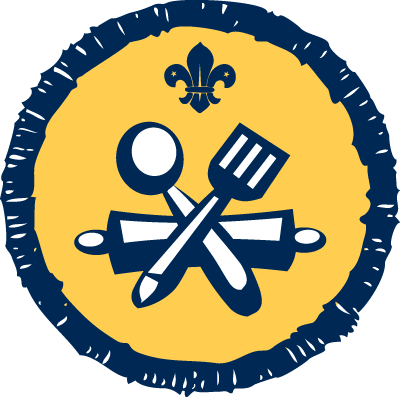 Beaver Chef Activity Badge