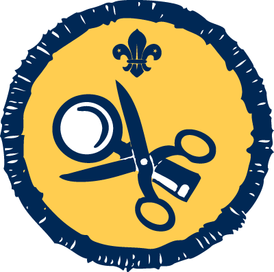Beaver Collector Activity Badge