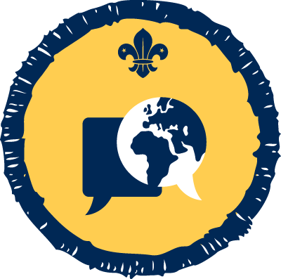 Beaver Global Issues Activity Badge