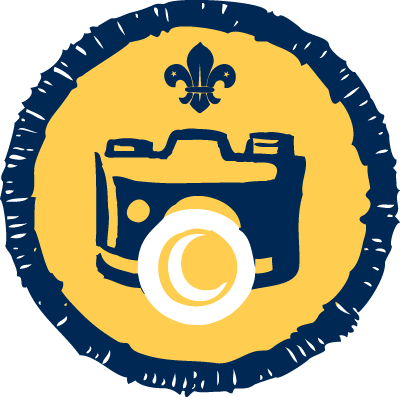 Beaver Photographer Activity Badge