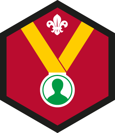 Beaver Personal Challenge Badge