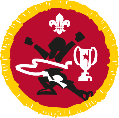 Cub Athletics Plus Activity Badge