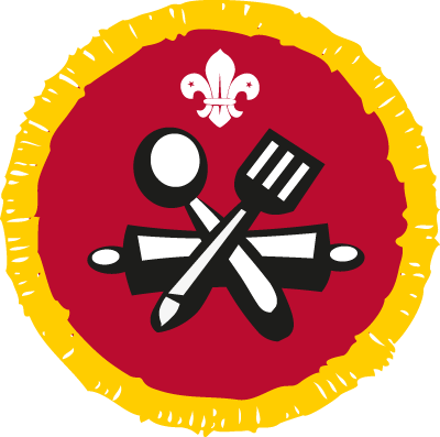 Cub Chef Activity Badge