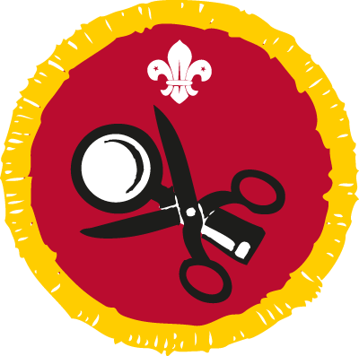 Cub Collector Activity Badge