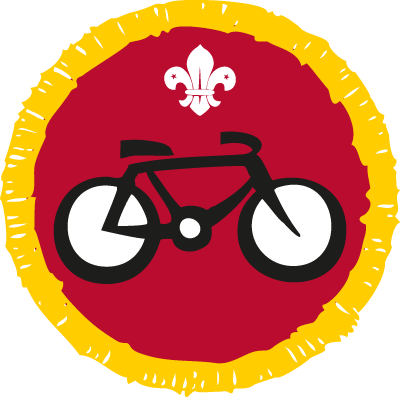 Cub Cyclist Activity Badge