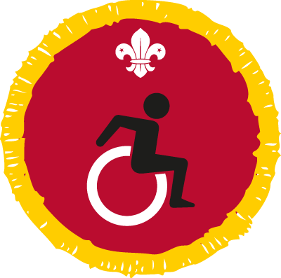Cub Disability Activity Badge