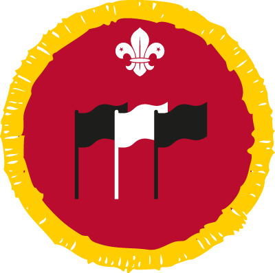 Cub International Activity Badge