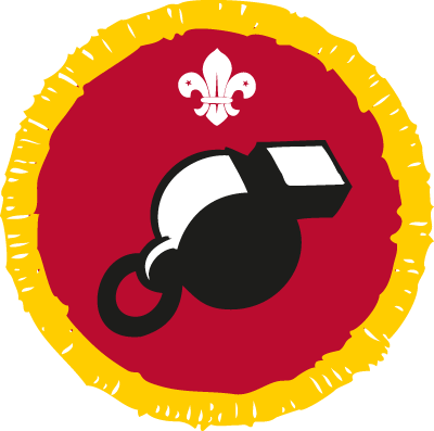 Cub Physical Recreation Activity Badge