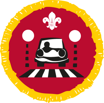 Cub Road Safety Activity Badge