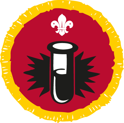 Cub Scientist Activity Badge