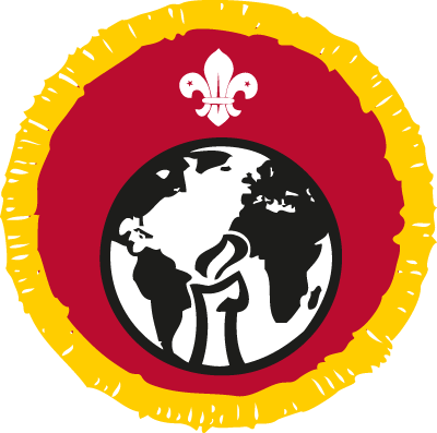 Cub World Faith Activity Badge