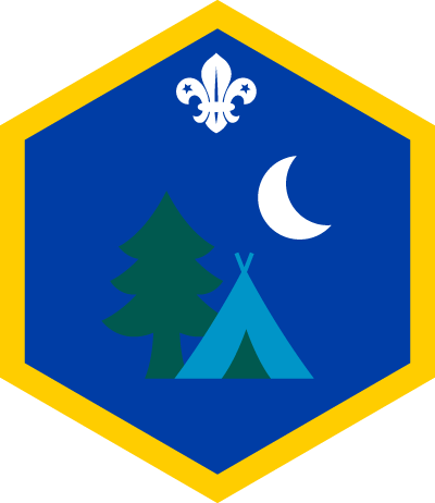 Cub Outdoors Challenge Badge