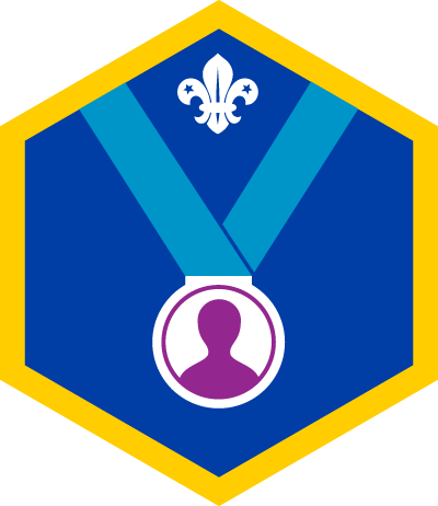 Cub Personal Challenge Badge