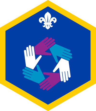 Cub Teamwork Challenge Badge