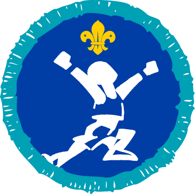 Explorer Athlete Activity Badge
