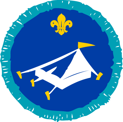 Explorer Camper Activity Badge