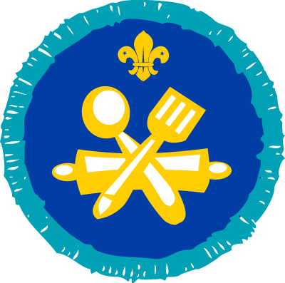 Explorer Chef Activity Badge