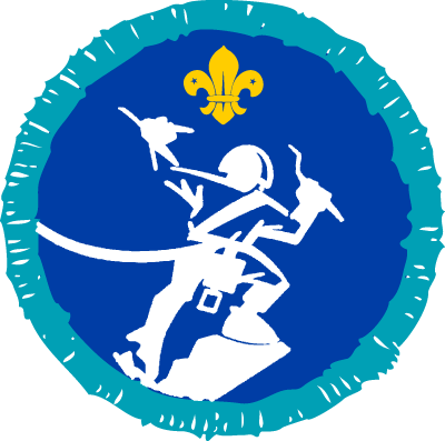 Explorer Climbing Activity Badge