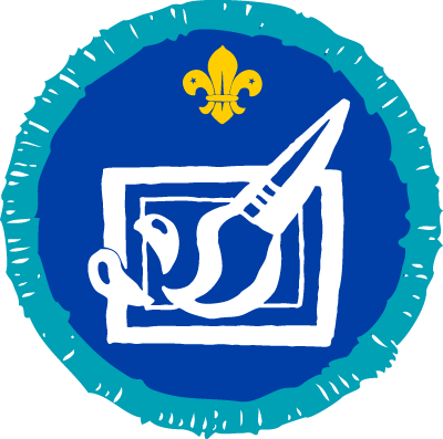 Explorer Creative Arts Activity Badge