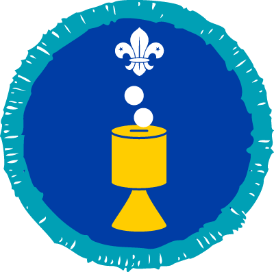 Explorer Fundraising Activity Badge