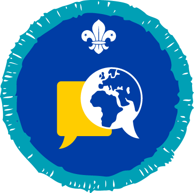 Explorer Global Issues Activity Badge