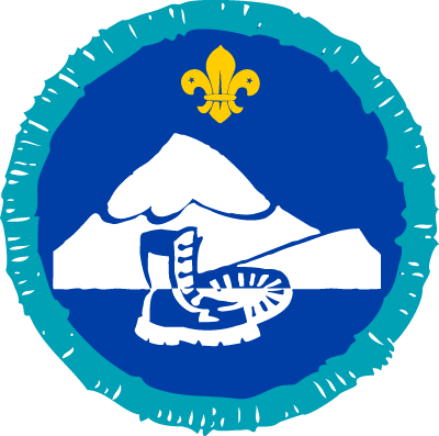 Explorer Hillwalking Activity Badge