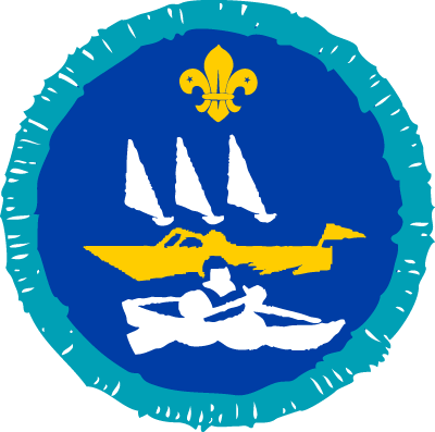 Explorer Water Activities Badge