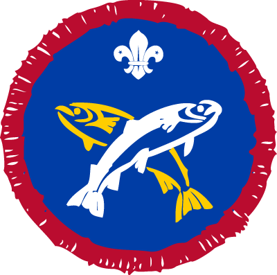 Scout Angler Activity Badge