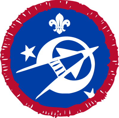 Scout Astronautics Activity Badge