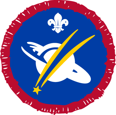 Scout Astronomer Activity Badge