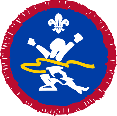Scout Athletics Activity Badge