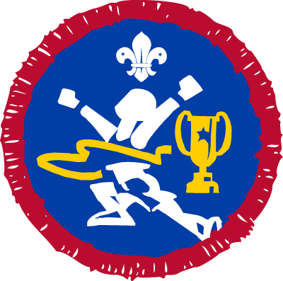 Scout Athletics Plus Activity Badge