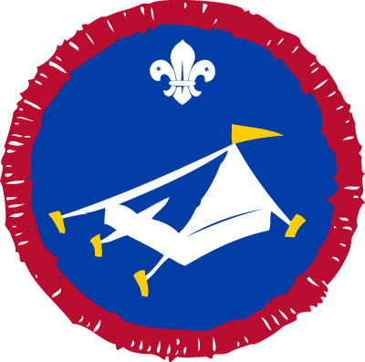 Scout Camper Activity Badge