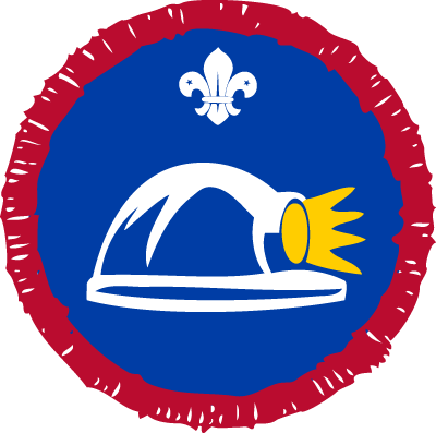 Scout Caver Activity Badge