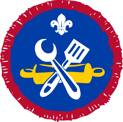 Scout Chef Activity Badge