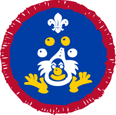Scout Circus Skills Activity Badge