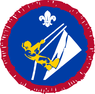 Scout Climber Activity Badge