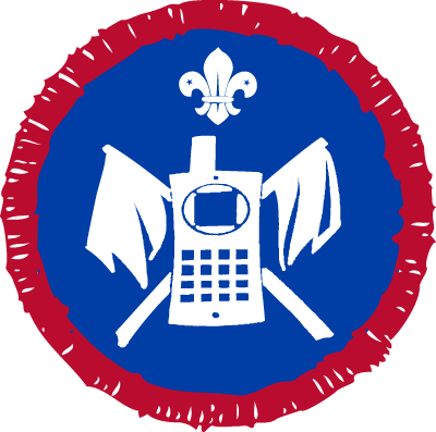 Scout Communicator Activity Badge