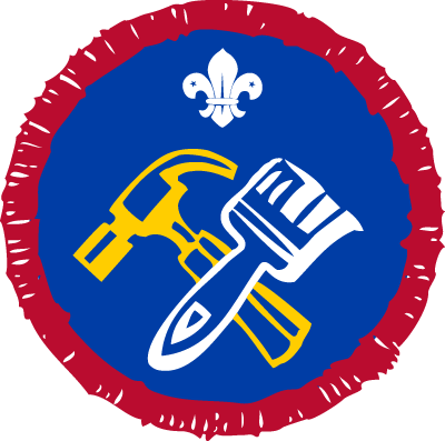 Scout DIY Activity Badge