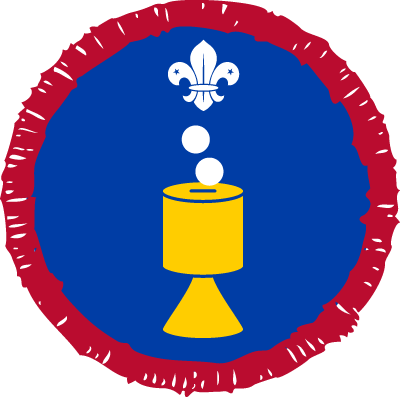Scout Fundraising Activity Badge