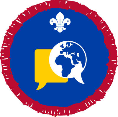 Scout Global Issues Activity Badge