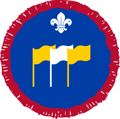 Scout International Activity Badge