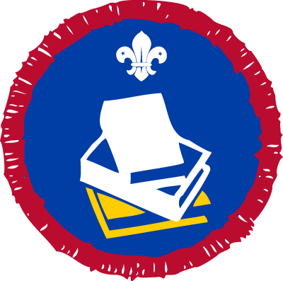 Scout Librarian Activity Badge