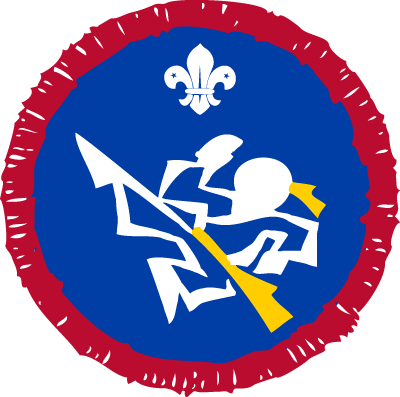 Scout Martial Arts Activity Badge